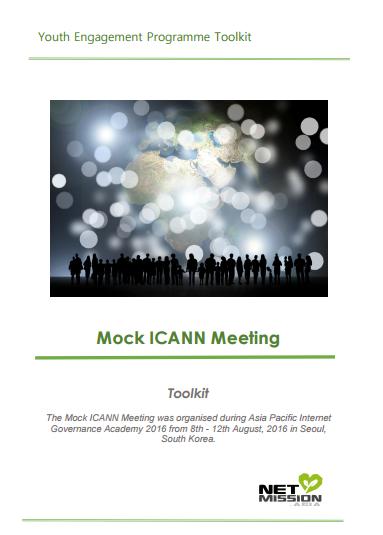 Mock ICANN Meeting
